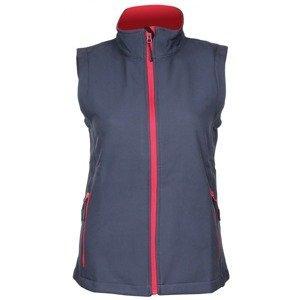 Promo dámská softshellová vesta šedá Velikost oblečení: M