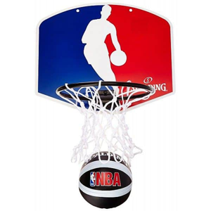 Basketbalový koš Spalding Miniboard NBA Logoman
