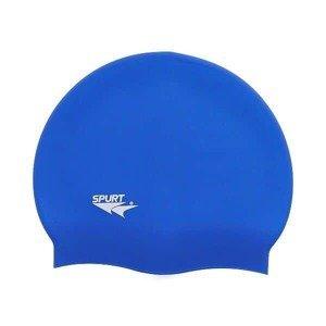 Silikonová čepice SPURT G-Type F206, modrá
