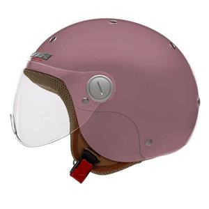 Moto přilba NOX N217K s 3 velikostmi interiéru Barva růžová, Velikost 3XS, 2XS, XS (48-53)