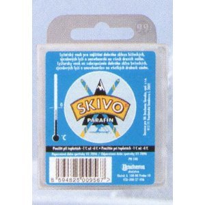 Lyžařský vosk SKIVO PA modrý - modrá