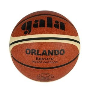 Míč Basket ORLANDO BB6141R - hnědá
