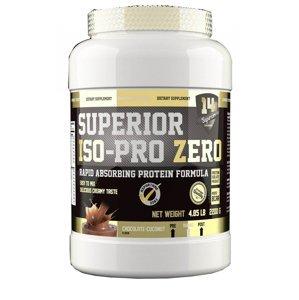 Superior 14 Iso Pro Zero Hmotnost: 2200g, Příchutě: Swiss Coffee