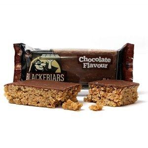 BlackFriars FlapJack Chocolate Hmotnost: 110g, Příchutě: Čokoláda