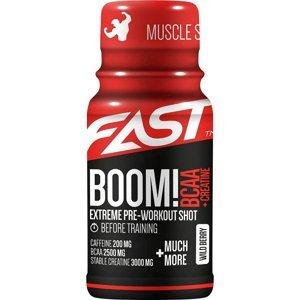 Fast BOOM! Příchutě: Berry Blast, Objem: 60ml