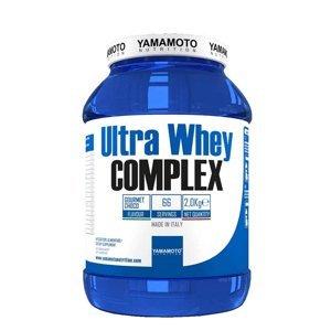 Yamamoto Ultra Whey Complex Hmotnost: 2000g, Příchutě: Lískový oříšek