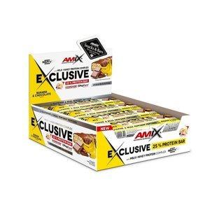 Amix Exclusive Protein Bar Příchuť: Pineapple-Coconut, Balení(g): 40g