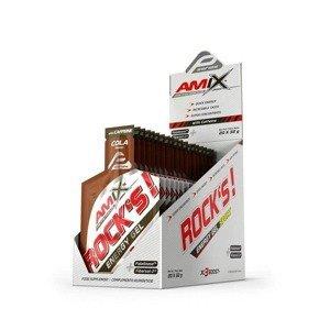 Amix Rock's Energy Gel - s kofeinem Příchuť: Cola, Balení(g): 20x32g