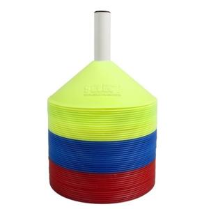Značící kužely Select Marker set 48 ks včetně držáku červeno žlutá