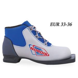 Běžecké boty NN Skol Spine Nordic Black N75 light grey