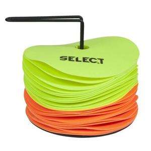 Značící podložky Select Marking mat set 24 pcs w/holder žlutá, oranžová
