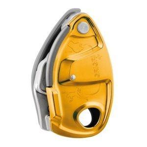 Jistící brzda PETZL GriGri + oranžová D13A AG