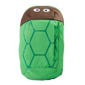 Dětský batoh HIGHLANDER Creature 9 l zelená/hnědá/žlutá