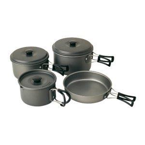 Campingaz 202030 Kempinková sada nádobí z hliníku - 8 dílná sada