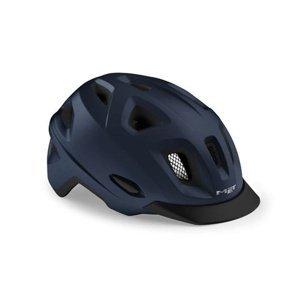 Helma MET Mobilite modrá