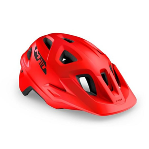 Helma MET Echo červená