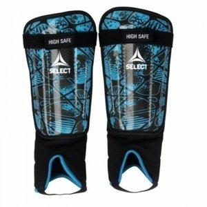 Chrániče holeně Select Shin guards High Safe modro černá