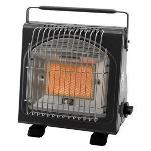 Plynové topení Cattara + vařič HEAT&COOK
