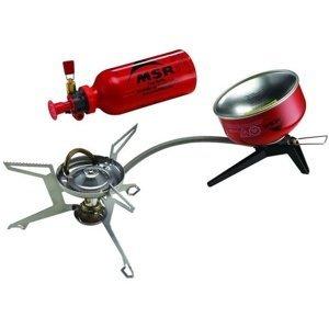 Vařič MSR WhisperLite International bez palivové láhve 06631