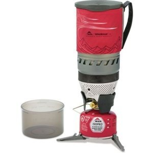 Vařič MSR WindBurner 1,0 l Stove System Red 09220