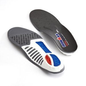 Vložky do obuvi Spenco Ironman Total Support Thin 4-5 UK