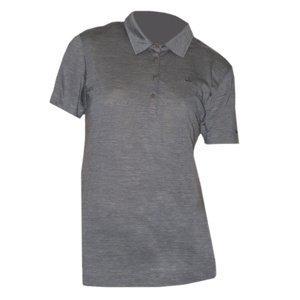 Dámské triko Schöffel Polo Manali 20-11672-9007 černé 40
