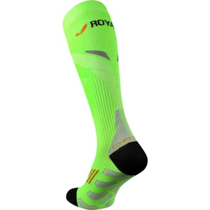 Kompresní podkolenky ROYAL BAY® Neon 2.0 Green 6099 42-44 / C2