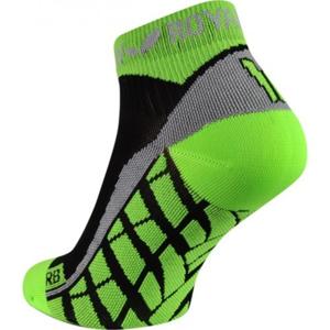 Ponožky ROYAL BAY® Air Low-Cut black/green 9688 39-41