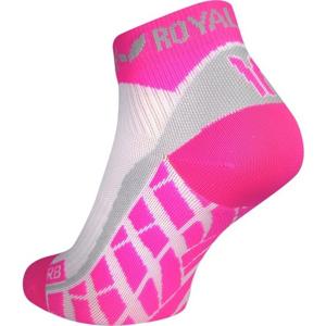 Ponožky ROYAL BAY® Air Low-Cut white/pink 0388 45-47