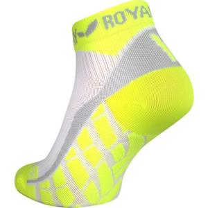 Ponožky ROYAL BAY® Air Low-Cut white/yellow 0188 36-38