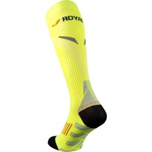 Kompresní podkolenky ROYAL BAY® Neon 2.0 Yellow 1099 39-41 / C3
