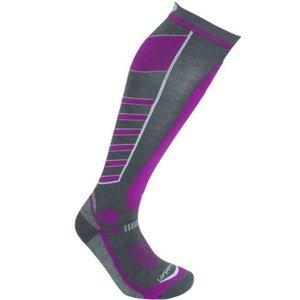 Ponožky Lorpen T3 Ski Light (S3WL) 5846 LIGHT GREY M