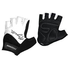 Dámské rukavice na kolo Rogelli DOLCE, bílé 010.614. XL