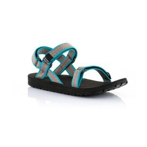 Sandály SOURCE Classic Women's Oriental Turquoise 36