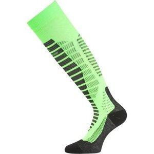Ponožky Lasting WRO 609 zelené XL (46-49)