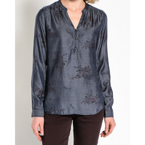 Košile Wrangler Emma blouse Dress blue L