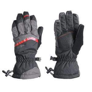 Rukavice Rab Storm Glove RAB black/BL XL