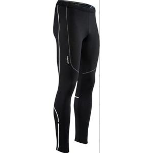 Pánské elastické zateplené kalhoty Silvini RUBENZA MP1313 black XXL