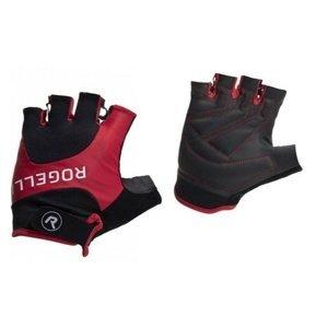 Cyklistické rukavice Rogelli ARIOS, červené 006.002. S
