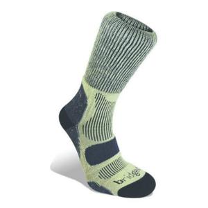 Ponožky Bridgedale Hike Lightweight Cotton Cool Comfort Boot indigo/464 M (6-8,5) UK