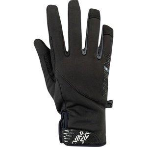 Dětské sportovní softshellové rukavice Silvini Ose CA1541 black 0812 11-12