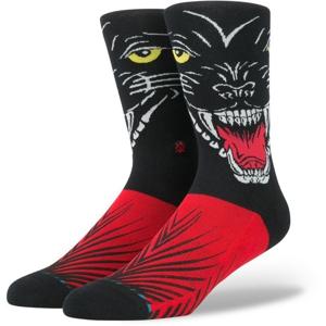 Ponožky Stance Black panther L (43-46)