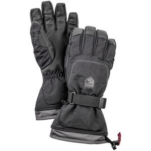 Rukavice Hestra Gauntlet Sr. 5-prsté Svart/Svart 7