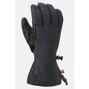 Rukavice Rab Pivot GTX Glove black/BL S