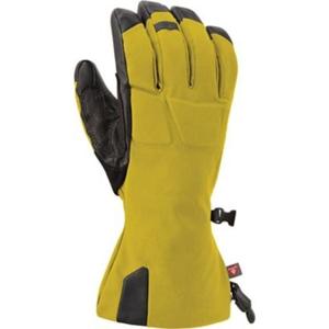 Rukavice Rab Pivot GTX Glove dark sulphur/DS XL