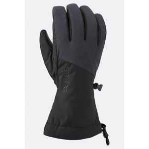 Rukavice Rab Pinnacle GTX Glove black/BL L