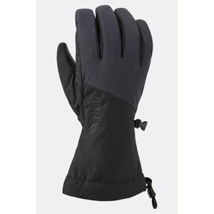 Rukavice Rab Pinnacle GTX Glove black/BL XXL