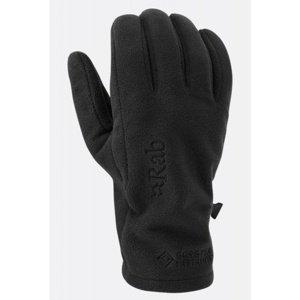 Rukavice Rab Infinium Windproof Glove black/BL S