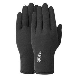 Rukavice Rab Forge 160 Glove ebony/EB XL
