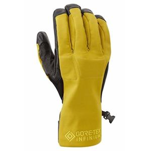 Rukavice Rab Axis Glove dark sulphur S